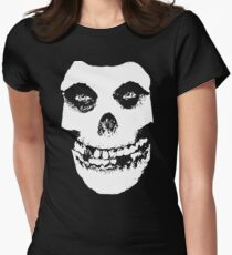Misfits American Rock Band Shirts Women's Fitted T-Shirt