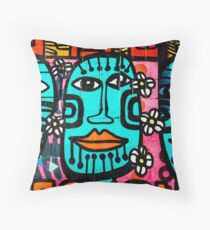 Equal Throw Pillow