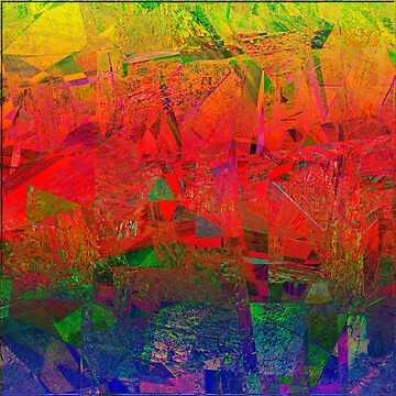 1156 Abstract Thought by chownb