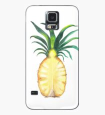 Pineapple Crown Case/Skin for Samsung Galaxy