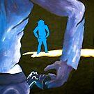 Psychedelic Gunfight by JamieLA
