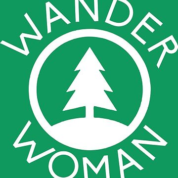 Wander Woman - See the World! by geekingoutfitte