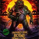 Kreaturen von Beyond Blood Cove Poster von samRAW08