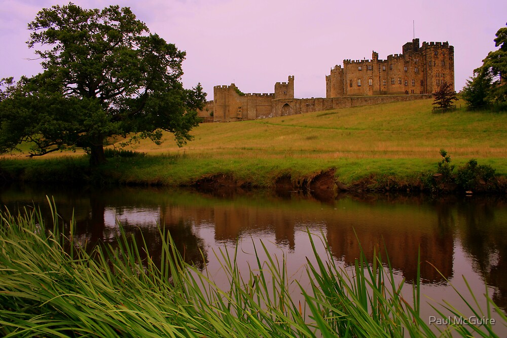 Alnwick Castle by Paul McGuire
