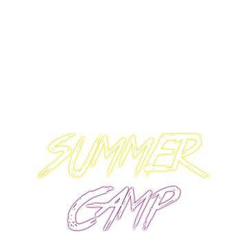 Tokio Hotel Summer Camp (white) by eileendiaries