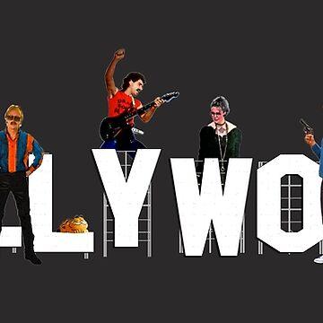 Hollywood B Legends by bestofbad