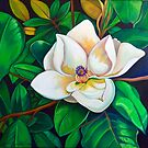 Sweet Magnolia by Lori Elaine Campbell