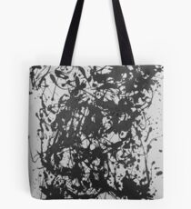 Untitled #1, 2017 -- black and white  Tote Bag
