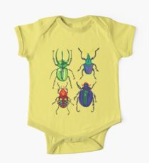 Beetles One Piece - Short Sleeve