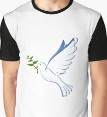 dove of peace Graphic T-Shirt