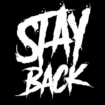 Stay Balck by handcraftline