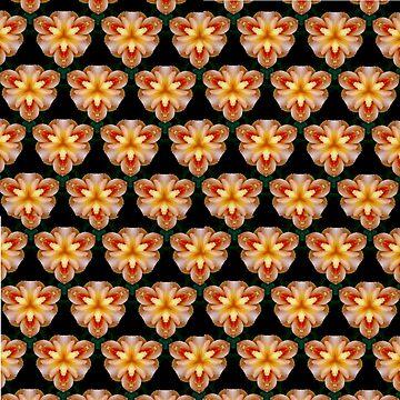 Tiger Lily pattern by BBrightman