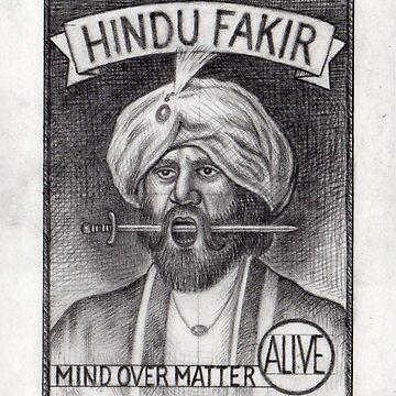 Hindu Fakir 2 by ThomasSciacca