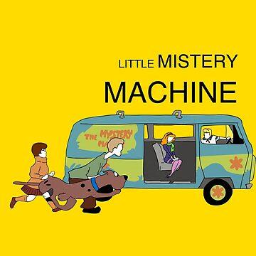Little Mystery Machine by Uwaki