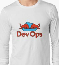 DevOps Wings Long Sleeve T-Shirt