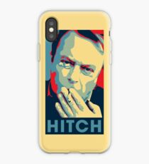 Christopher Hitchens Obama Style Poster iPhone Case