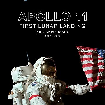 Apollo 11-50th Anniversary 1969-2019,Lunar Landing,Moon.Space 5 by carlosafmarques