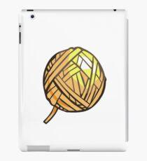 Battleblock Yarn Ball iPad Case/Skin