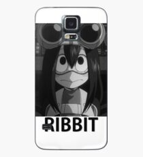 Tsuyu Asui (Froppy) - RIBBIT - My Hero Academia Case/Skin for Samsung Galaxy