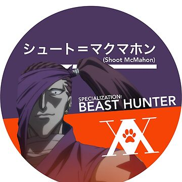 Shoot McMahon (Hunter Association) by Devovas