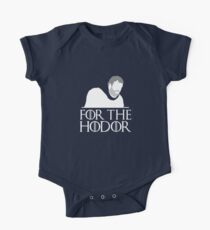 For the Hodor One Piece - Short Sleeve