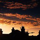 Joppa Rooftops by Nik Watt