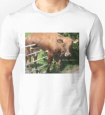 Silly Moo!!! Unisex T-Shirt