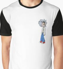 Dr. Eric Graphic T-Shirt