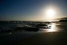 Johanna Beach Sunset I by Richard Heath