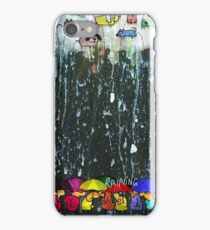 Cats and Dogs iPhone Case/Skin
