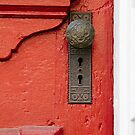 Die rote Tür von Bethany Helzer