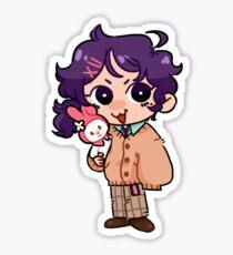 cute yuu Sticker