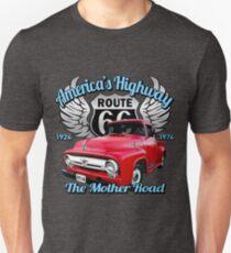 Mother Road - Route 66 Unisex T-Shirt