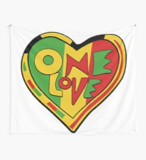 One Love Wall Tapestry