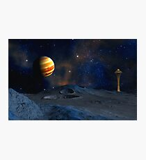 Galilean moons Photographic Print