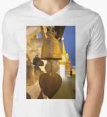 Golden Heart Bangkok Men's V-Neck T-Shirt