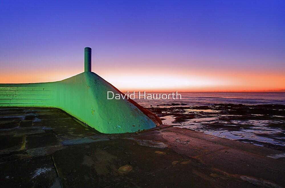 My Green Submarine by David Haworth