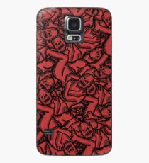 The Burned Man Case/Skin for Samsung Galaxy