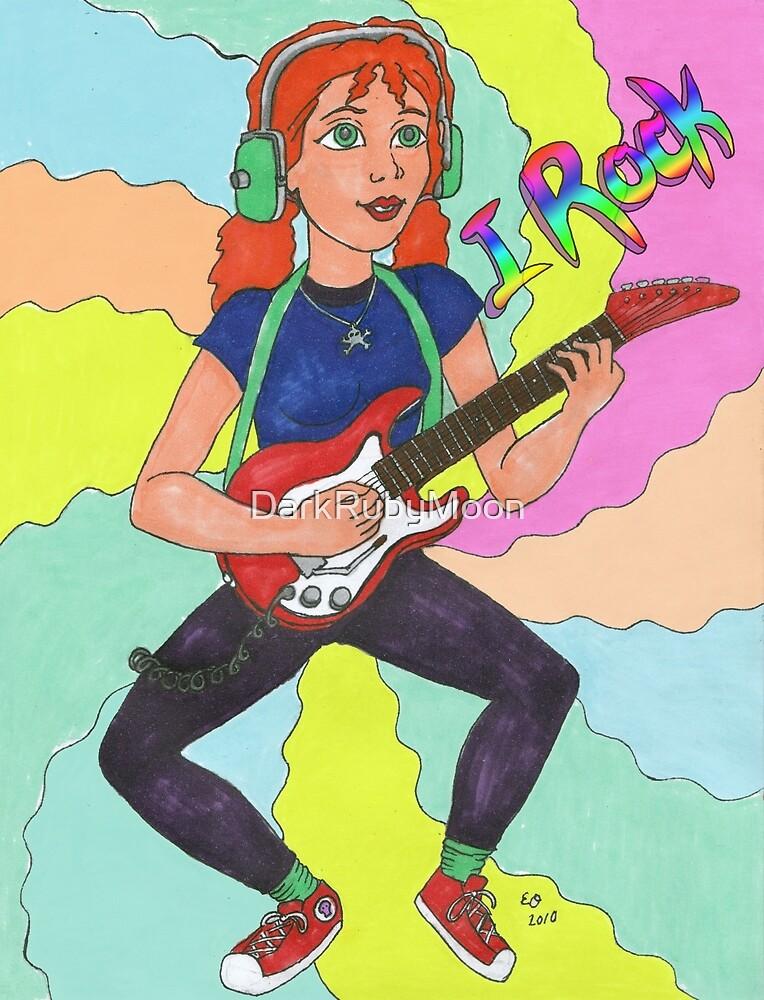 I Rock by DarkRubyMoon