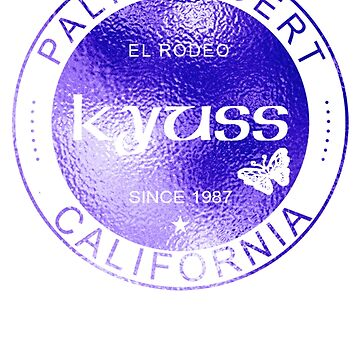 Kyuss - Since 1987 by AdeGee