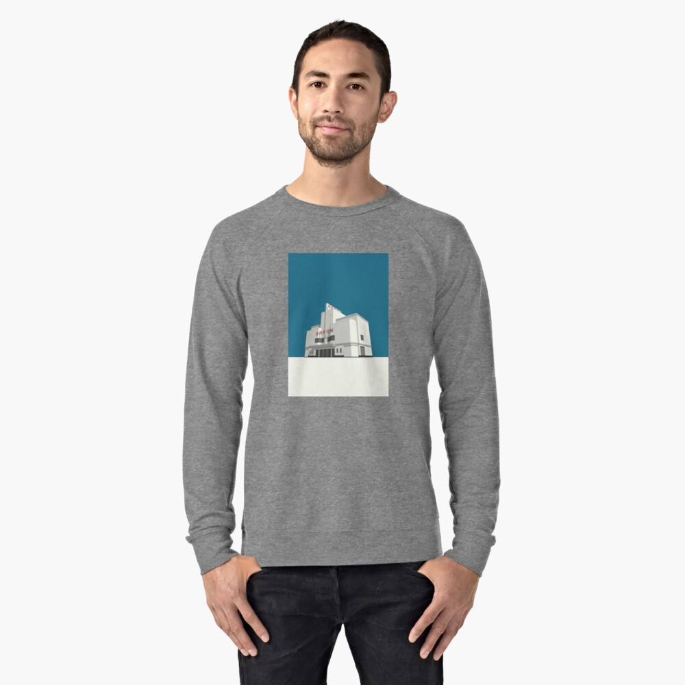ODEON Balham Lightweight Sweatshirt Front
