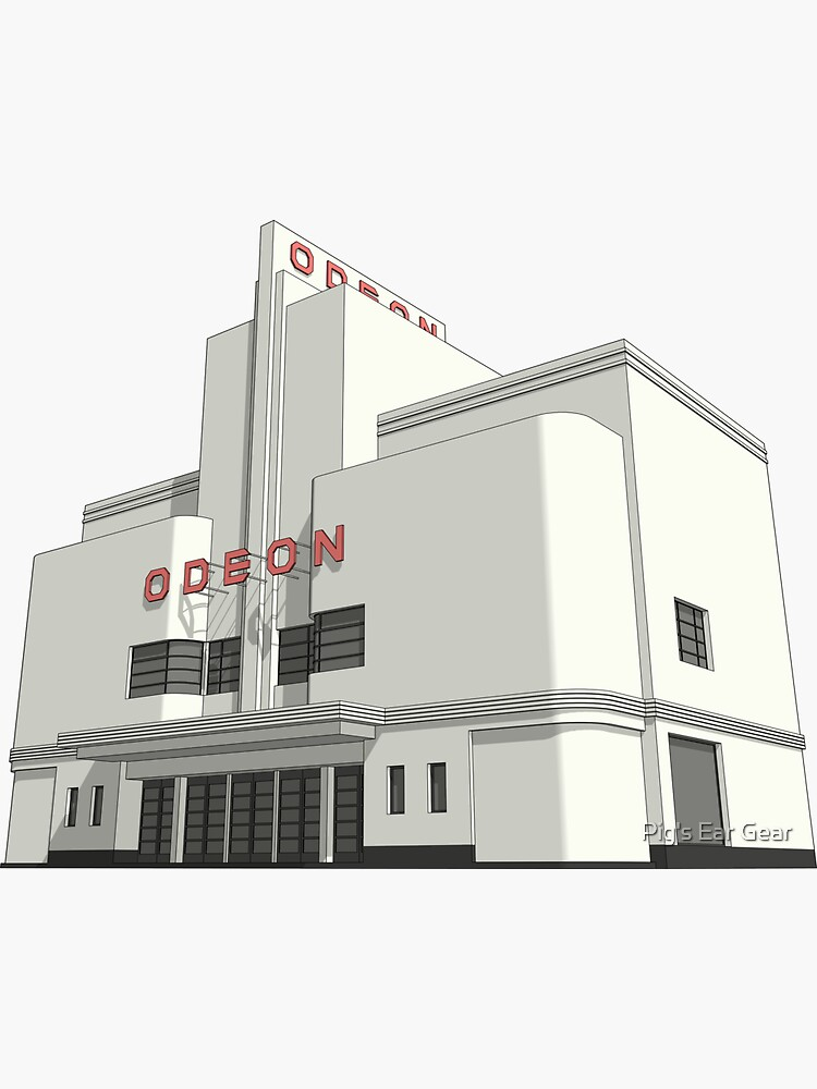 ODEON Balham by adorman