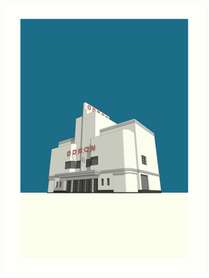 ODEON Balham by Pig's Ear Gear