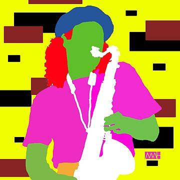 Boney James by myleshuntart