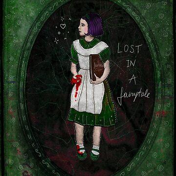 Lost in a fairytale by f-rizzato-art