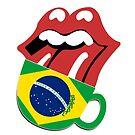 Rolling tongues: Brazil by Studio-CFNW11