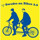 Swedes on Bikes 2.0 by russianmachine