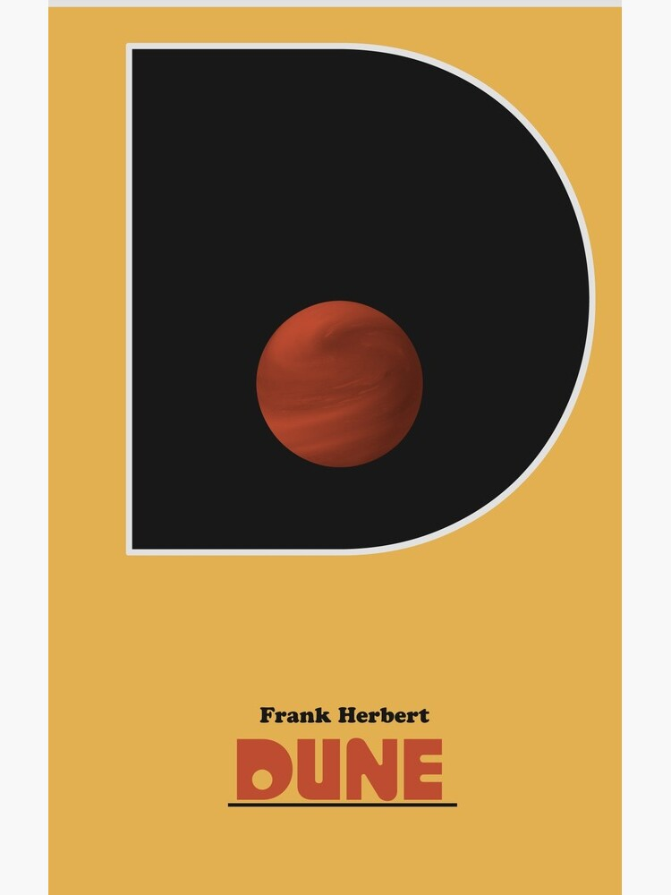 Dune Sci-Fi-Design-Kollektion von BelgianBoolean