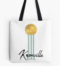 Knoxville (Sunsphere) Tote Bag