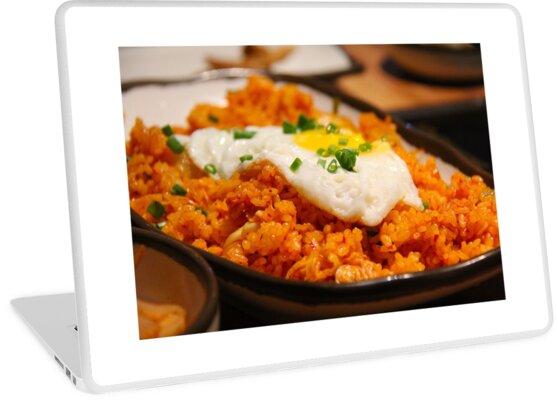 «kimchi arroz frito» de fill14sketchboo